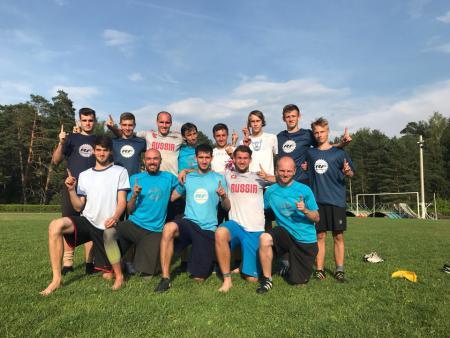 Кирилл Остапенко на турнире Охота на Жар-птицу 2018