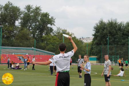 Кирилл Остапенко на турнире DISCOVERY-2018.SUPER