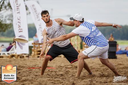 Кирилл Остапенко на турнире Вейк Ап Алтимат 2018