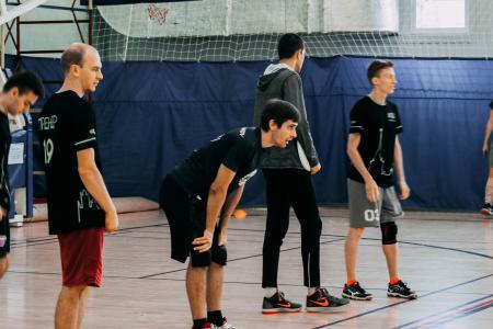 Кирилл Остапенко на турнире Александровская слобода 2018