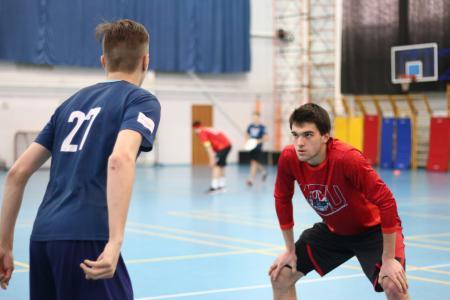 Кирилл Остапенко на турнире Летящий СпиНН 2019