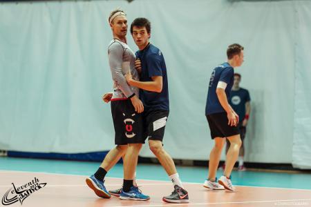 Кирилл Остапенко на турнире ЗаПуск 2019