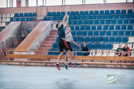 Кирилл Остапенко на турнире Олимп 2019