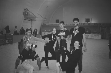 Кирилл Остапенко на турнире ЛиМПАПо