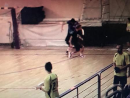 Кирилл Остапенко на турнире Миксомания 2019