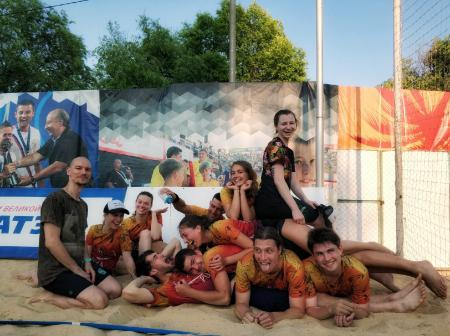 Кирилл Остапенко на турнире Строгинелло 27.06.2020