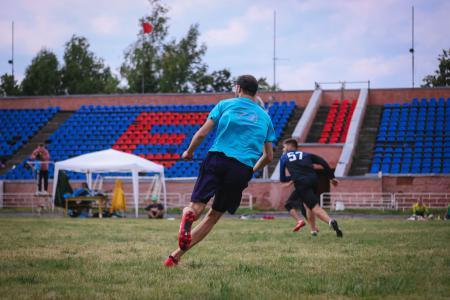 Кирилл Остапенко на турнире DISCOVERY-2020.FEST