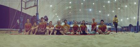 Кирилл Остапенко на турнире Мохнатый турнир 2020