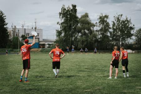 Кирилл Остапенко на турнире DISCOVERY-2021.PRO