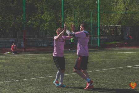 Кирилл Остапенко на турнире МФЛД 2021