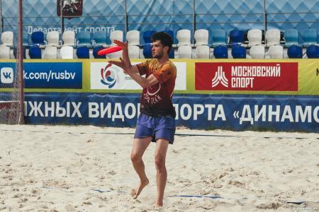 Кирилл Остапенко на турнире ОЧМ 2021