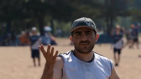 Кирилл Остапенко на турнире Вызов Питера 2021 ПЧР