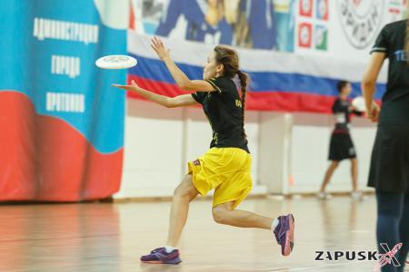 Светлана Пантелеева на турнире ЗаПуск 2017