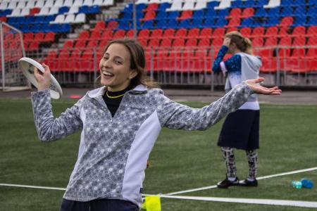 Светлана Пантелеева на турнире Кубок Столетовых 2017
