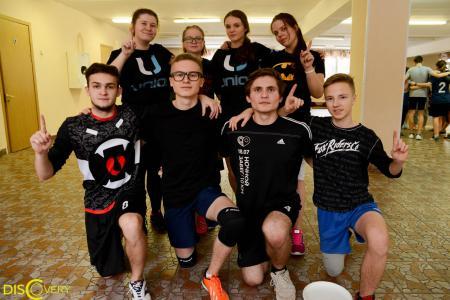 Михаил Ильин на турнире DISCOVERY-2017