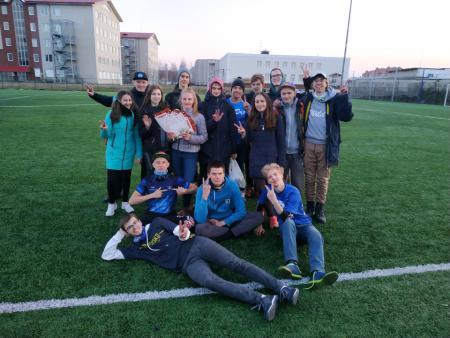 Илья Черкасов на турнире Открытый чемпионат СПбГУ