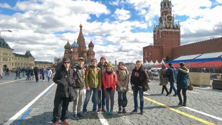 Илья Черкасов на турнире Кубок Конструкторов 2017