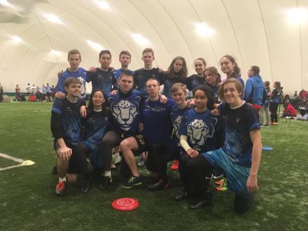 Илья Черкасов на турнире СЗЛ 2018