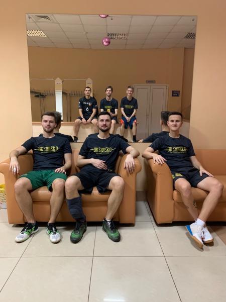 Илья Черкасов на турнире ЗаПуск-2019 (yep, again)