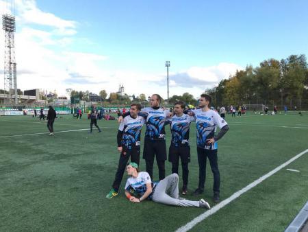 Александр Богословский на турнире Кубок Столетовых 2017