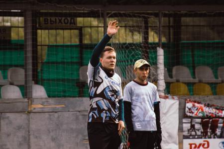Александр Богословский на турнире Кубок Столетовых 2018