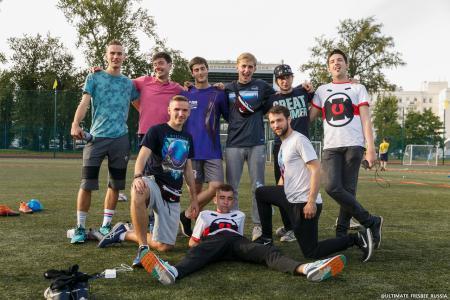 Александр Богословский на турнире ОЧР 2019