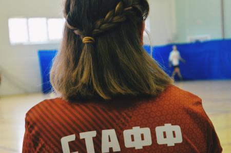 Ольга Костюкова на турнире Александровская слобода 2018