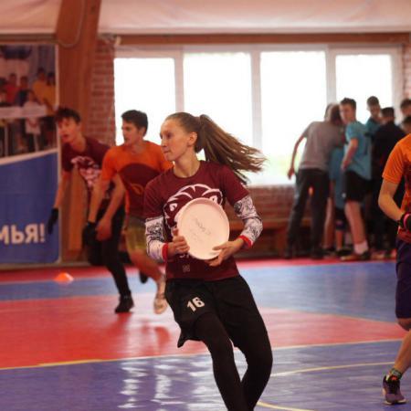 Анна Серебрякова на турнире 1й этап Первенства России (до 17 лет) 2017/2018