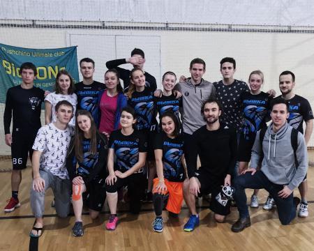 Анна Серебрякова на турнире II Этап ЗМЛ 2017