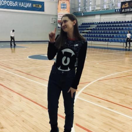 Анна Серебрякова на турнире Лорд Новгород 2018