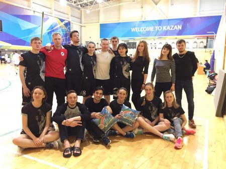 Дмитрий Камашев на турнире Оттепель 2018