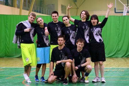 Дмитрий Камашев на турнире Love Ultimate 2018