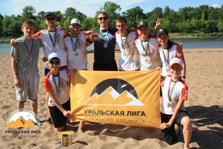 Дмитрий Камашев на турнире I этап UBUL 2018