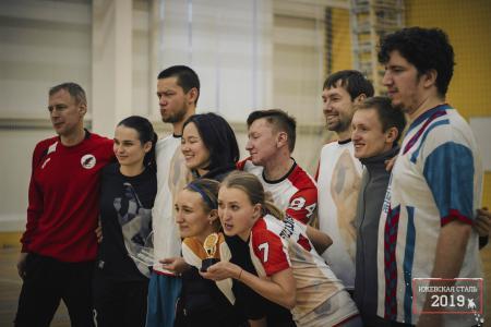 Дмитрий Камашев на турнире Ижевская сталь 2019