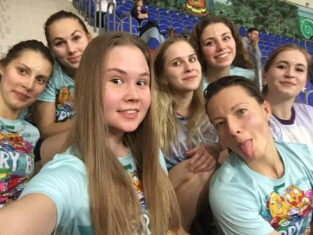 Анна Назарова на турнире ЗаПуск 2017