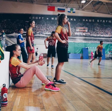Анна Назарова на турнире КД2018