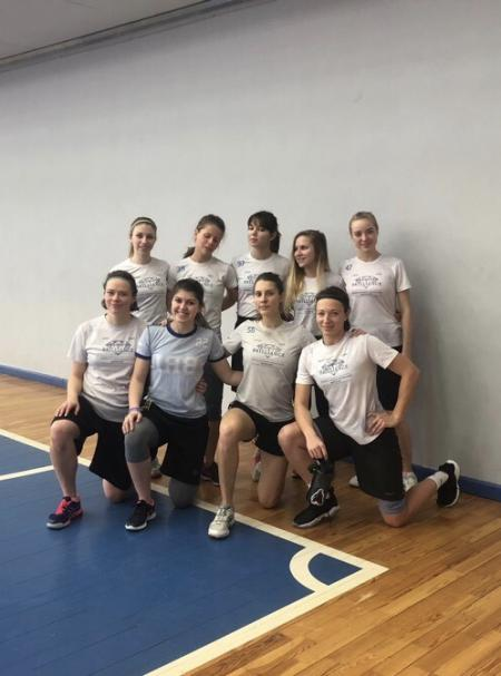 Анна Назарова на турнире Лорд Новгород 2019
