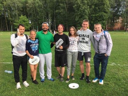 Илья Силенков на турнире II этап МЛР 2018