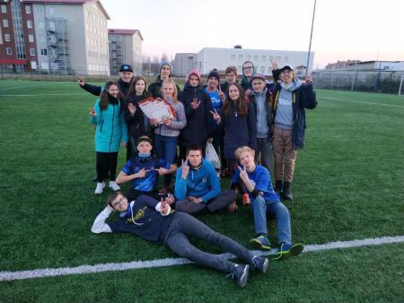 Анна Дощенко на турнире Открытый чемпионат СПбГУ