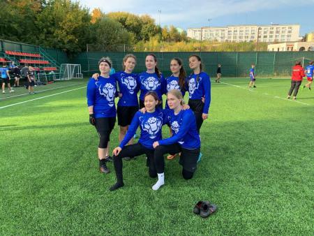 Анна Дощенко на турнире Кубок Столетовых 2020