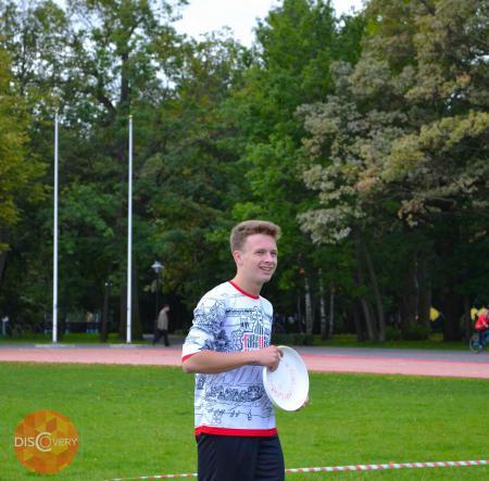 Филипп Берняков на турнире DISCOVERY-2017.AUTUMN