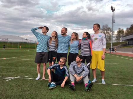 Александра Красношеева на турнире YarHat'14
