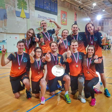 Регина Гусейнова на турнире Кубок Дубны 2019