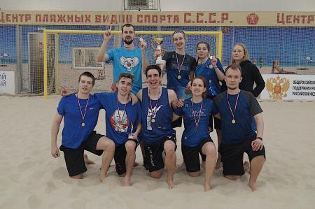 Екатерина Татаринова на турнире Высшая Битва 2018