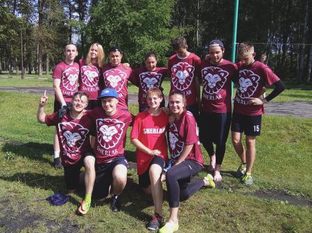Алексей Эйдлин на турнире II этап МЛР 2018