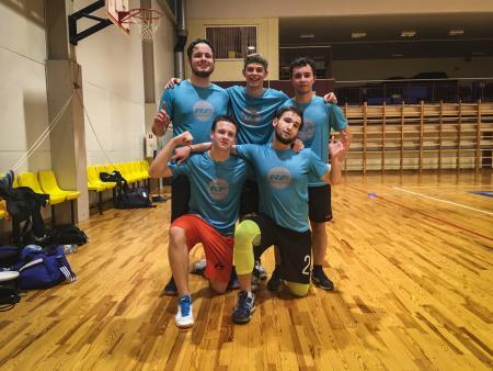 Алексей Эйдлин на турнире Rigas Rudens 2018