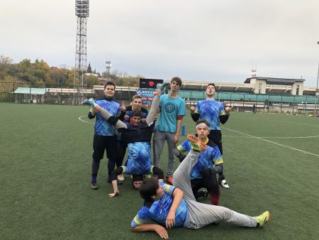 Алексей Эйдлин на турнире Кубок Столетовых 2019