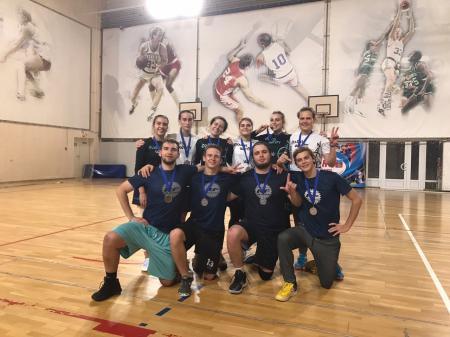 Алексей Эйдлин на турнире Миксомания 2019