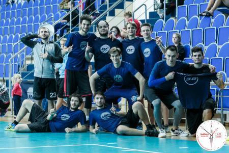 Алексей Эйдлин на турнире ЗаПуск-2019 (yep, again)