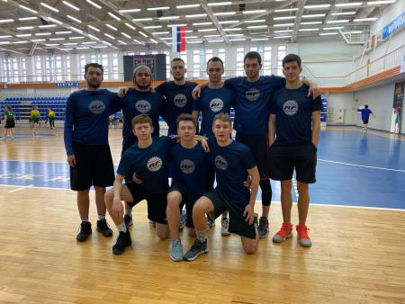 Алексей Эйдлин на турнире Лорд Новгород 2021